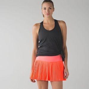 Lululemon Pleat to Street Skort Skirt Size 4